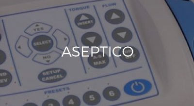 Aseptico dental equipment e-commerce shop created by AIM