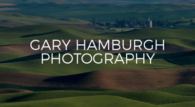 Gary Hamburgh Photography website created by AIM