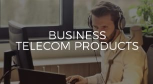 Business Telecom Products website create by AIM