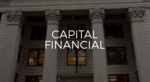 Capital Financial web design by AIM