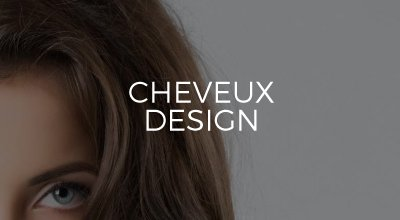 Cheveux Design web design by AIM