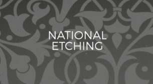 National Etching website development by AIM
