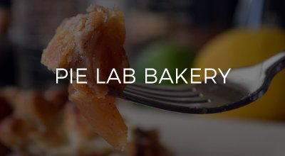 Pie Lab website design by AIM