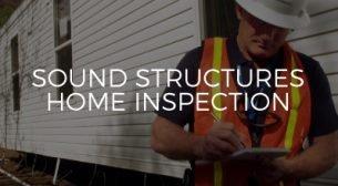 Sound Structures website design by AIM