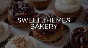 Sweet Themes Bakery website by AIM