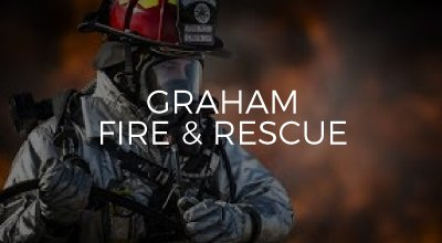 Graham Fire & Rescue website development by AIM